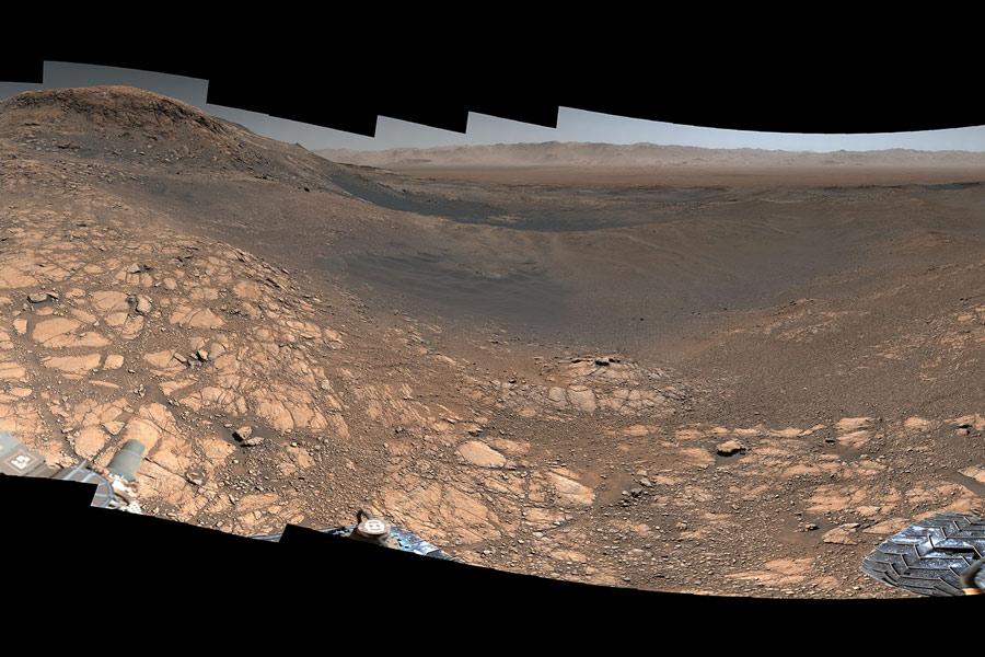 Mars Bilder Nasa