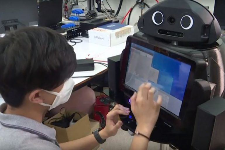 Robots ninja