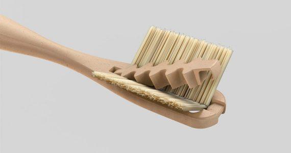 cerdas de bambú