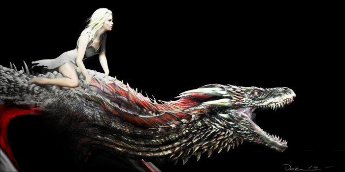 Dan Katcher dragnones Game of Thrones