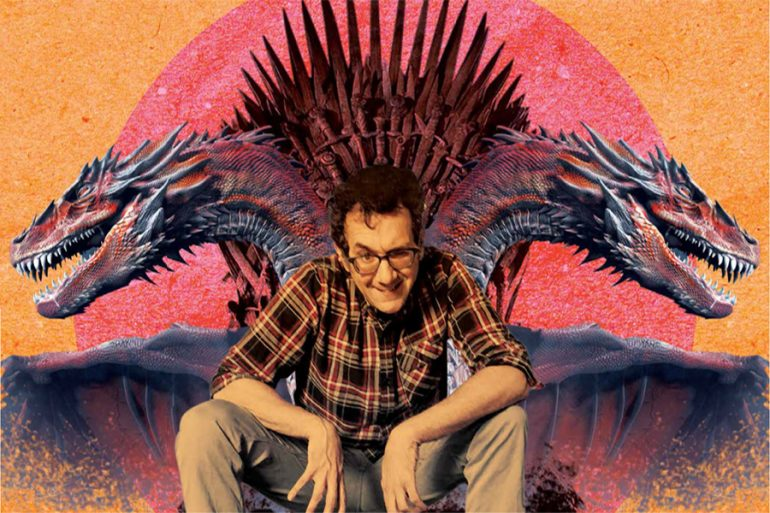 Dan Katcher creador dragones Game of Thrones