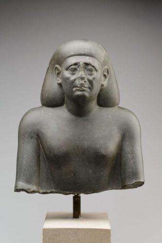 esculturas egipcias narices