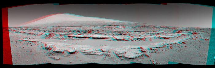 gafas 3d rover curiosity