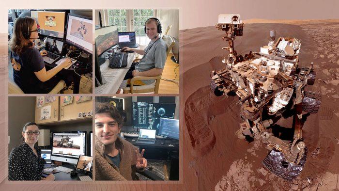 nasa gafas 3D rover curiosity