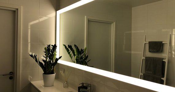 origen espejos fabricación
