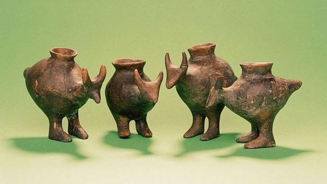 vasijas neolíticas