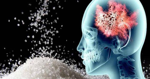 azúcar cerebro