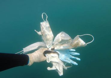 mascarillas guantes Mediterráneo