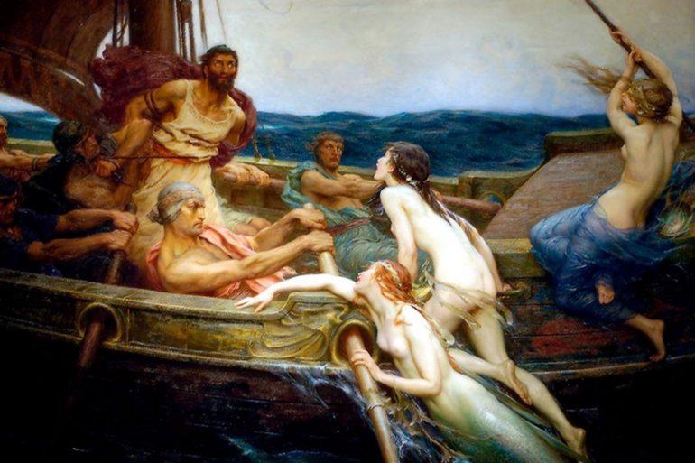 mitos leyendas sirenas