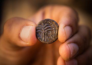 moneda de bronce