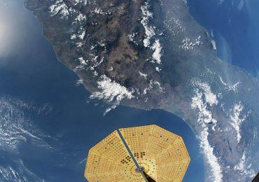 NASA México ISS