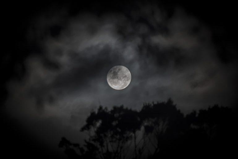 Luna desapareció 1110