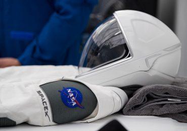 trajes espaciales SpaceX