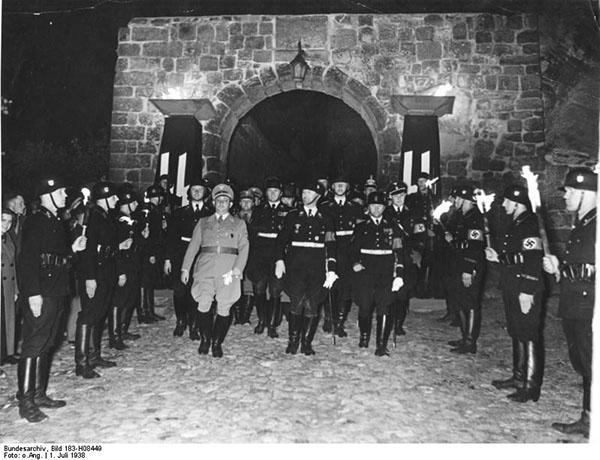 diario nazi tesoro
