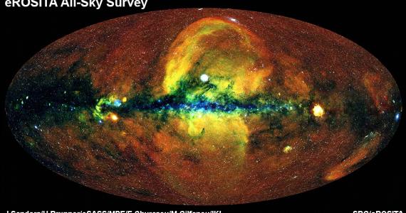 universo-rayos-x-erosita-agujeros-negros