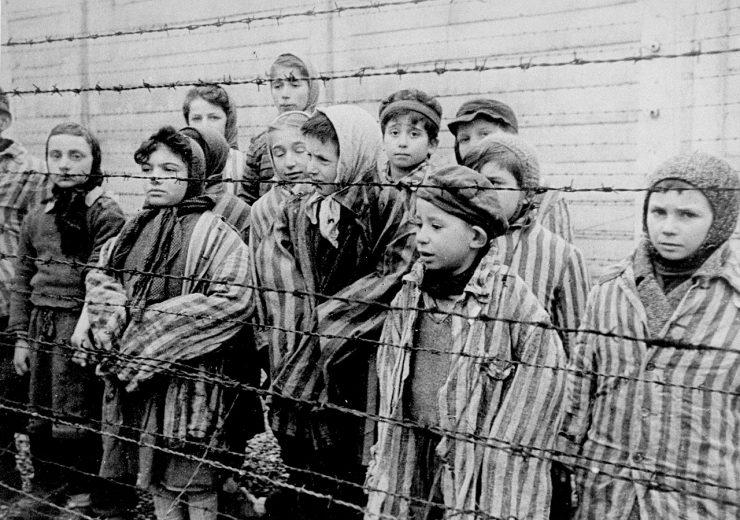 sobrevivientes de nazis