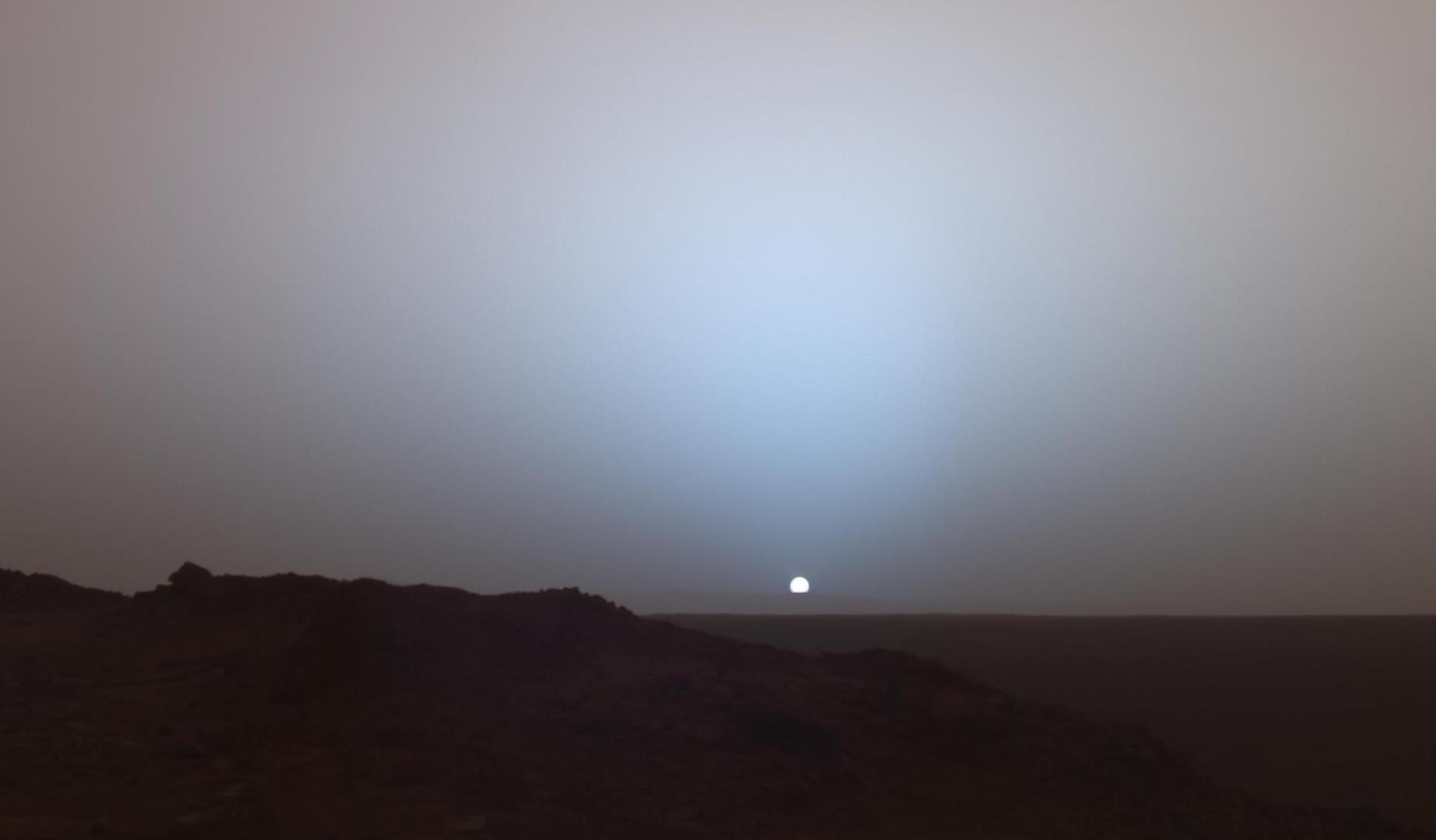 agua líquida en Marte