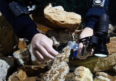 cuevas subacuaticas ocre 12 mil años