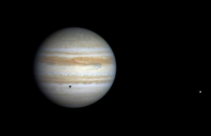 júpiter en oposición