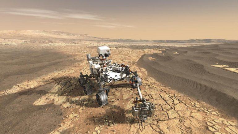 Perseverance Mars 2020