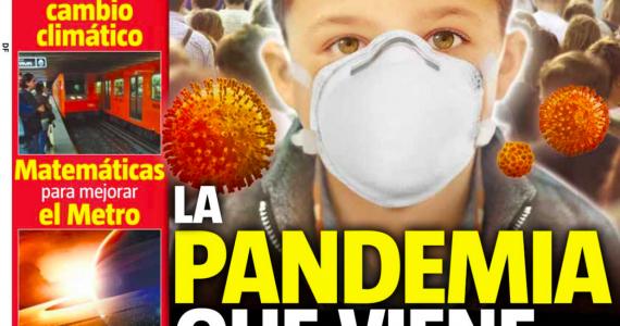 La pandemia que viene coronavirus