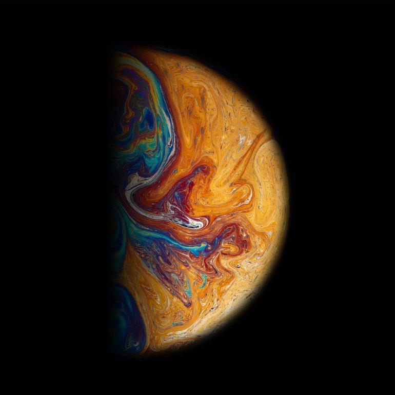 núcleo de un planeta gaseoso Jupiter Saturno