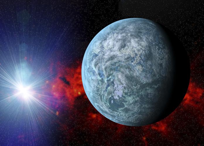 Tierra exoplaneta