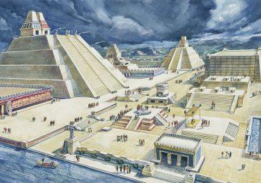 Tenochtitlan: cómo era la ciudad que fundaron los mexicas