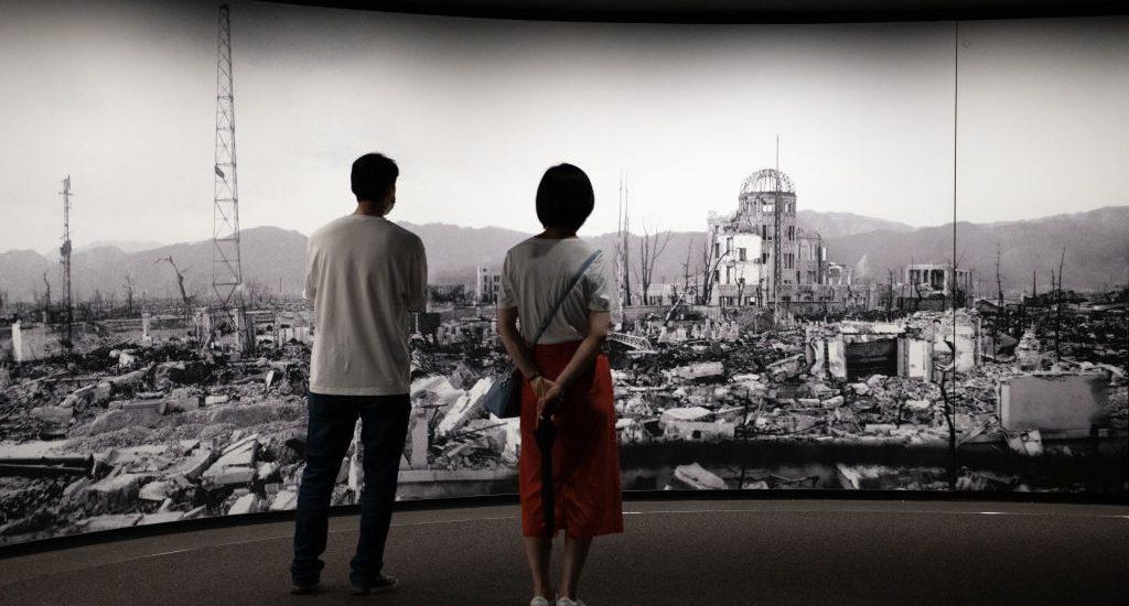 75 Aniversario de la primera bomba atómica