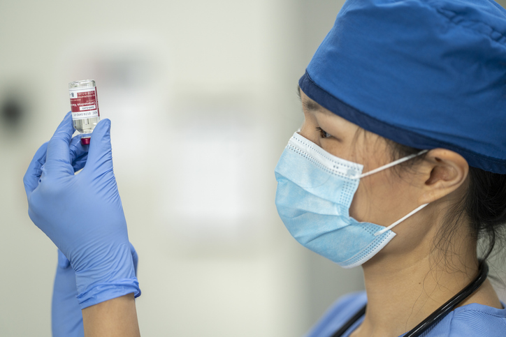 vacuna china COVID–19