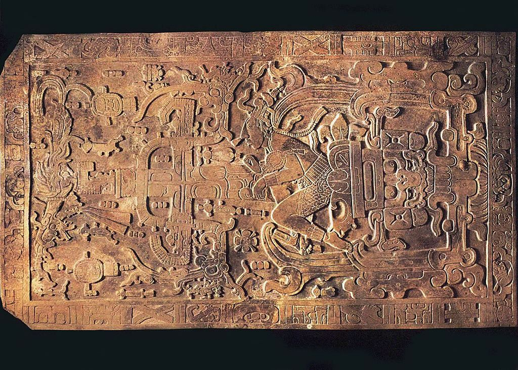 lápida de Pakal