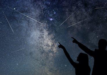 Lluvia de estrellas: ¿cuando, dónde y cómo verlas?