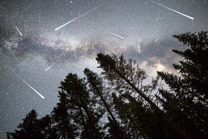 lluvias de estrellas cómo ver