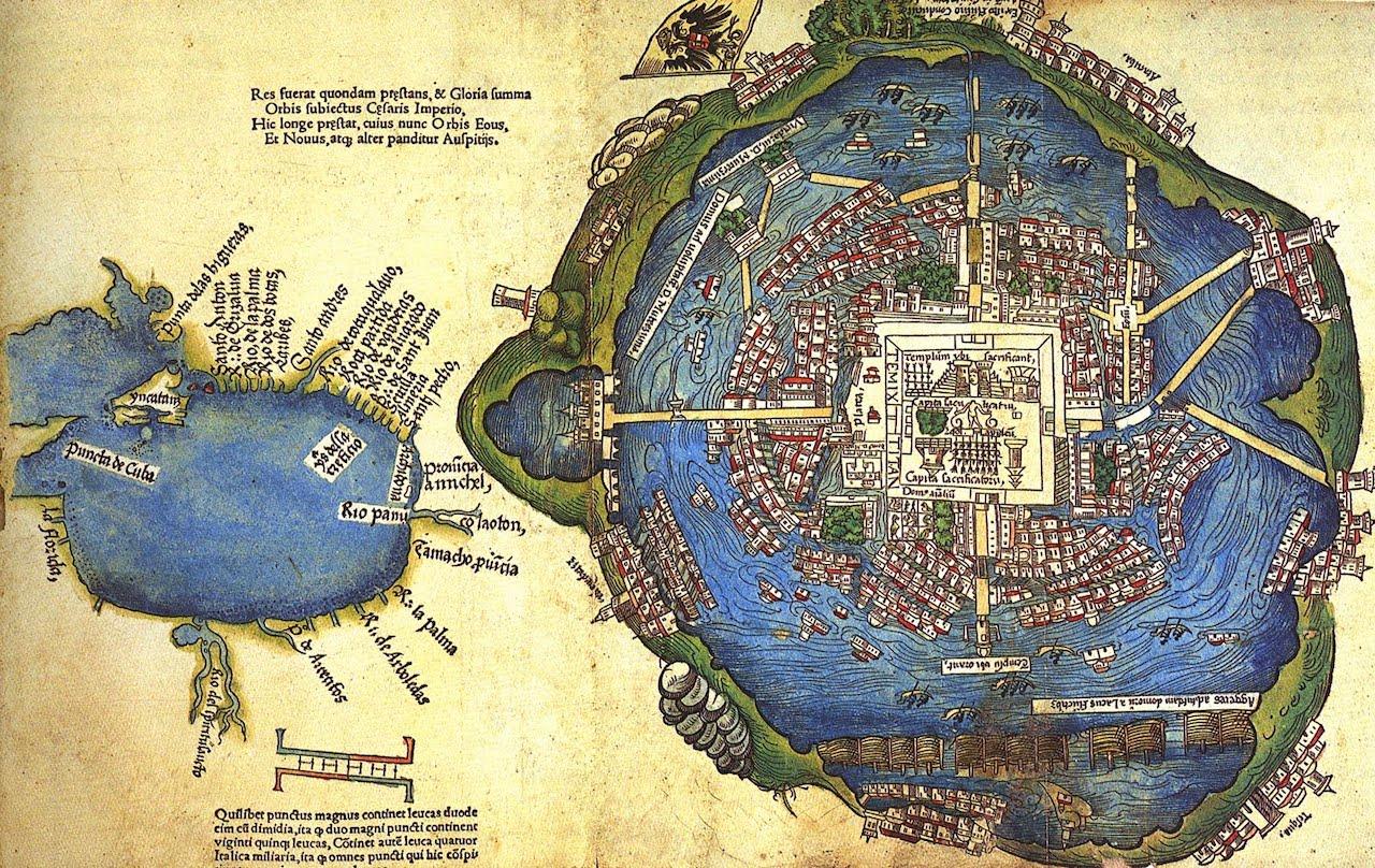 Aztlan Tenochtitlan: cómo era la ciudad de los mexicas