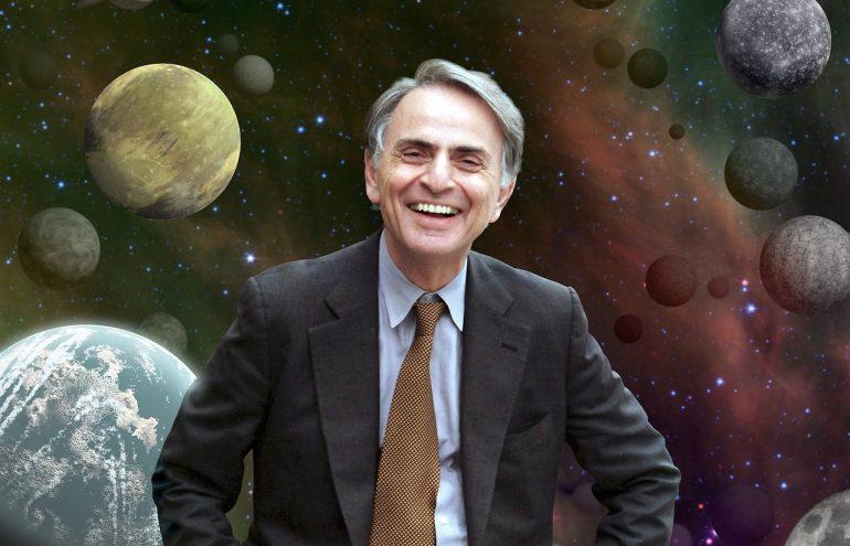 Carl Sagan vida extraterrestre