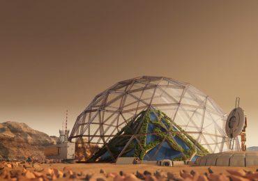 terraformar Marte