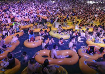 cuarentena Wuhan festival