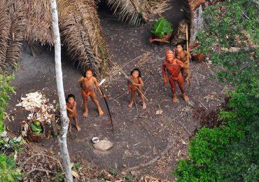 pueblos indígenas no contactados