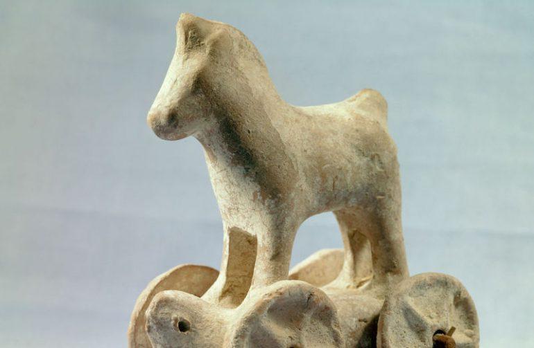 juguetes prehistóricos