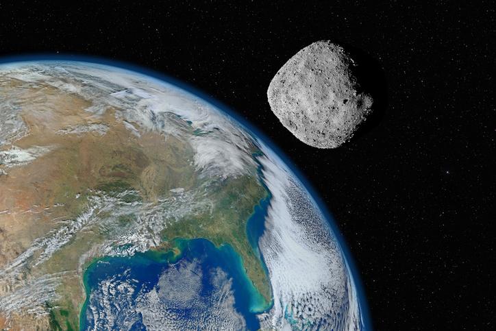 dos asteroides pasaran cerca de la Tierra