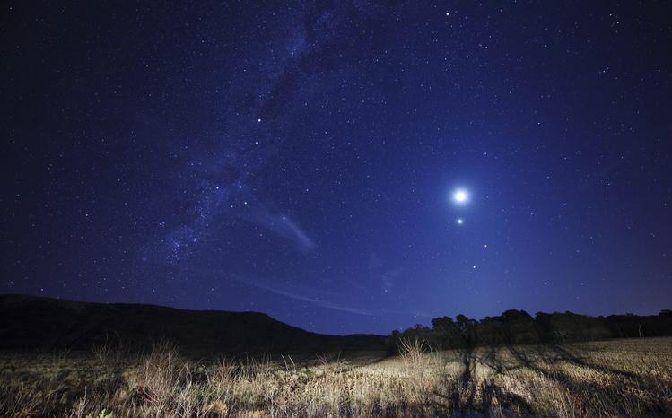 fenómenos astronómicos de octubre