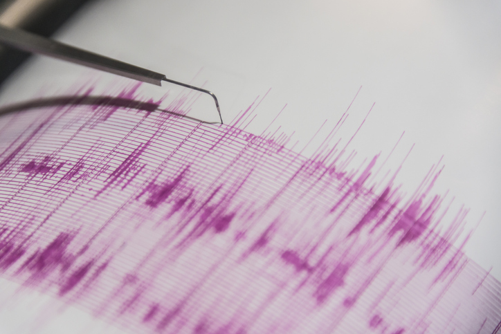 alerta sísmica