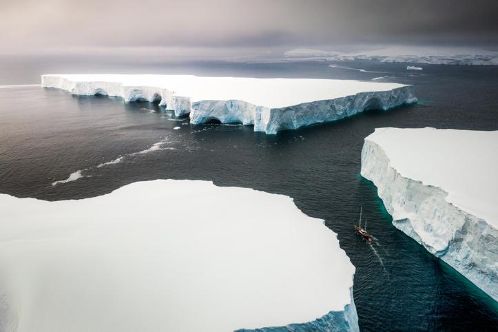 Antártida cambio climático