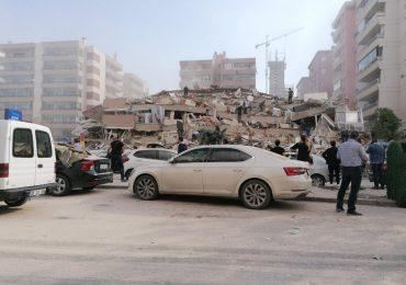 terremoto tsunami Turquía y Grecia
