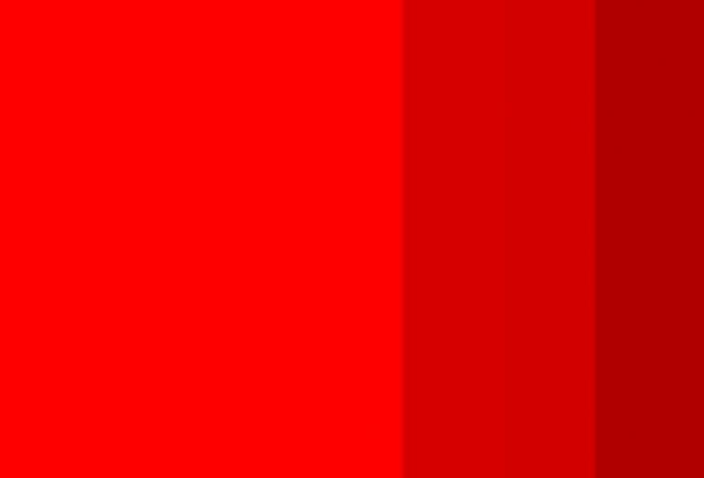 rojo reto visual