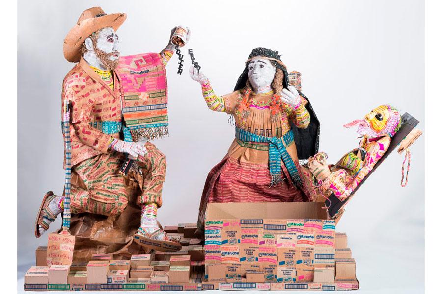 Maruchan certamen arte 2020 Sopart