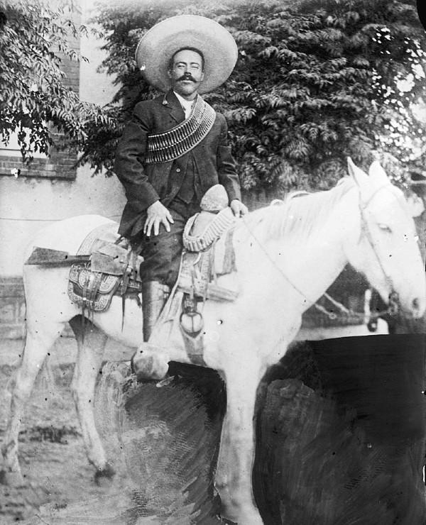 Jose Doroteo Arango Arambula, Francisco Pancho Villa Revolucion Mexicana