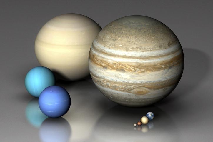 Júpiter planetas
