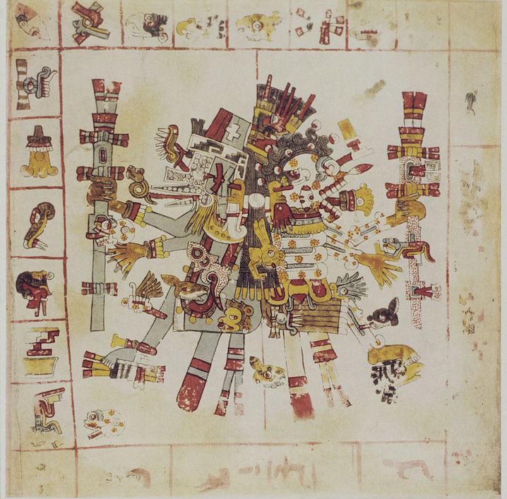 Tesoros prehispánicos códices