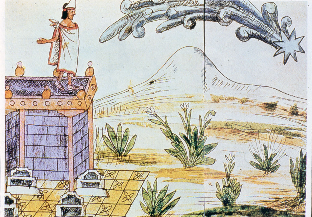 la Llorona prehispánica